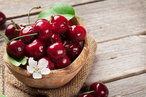Aluminium Kersen Fresh garden cherry