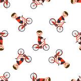 ride bike seamless