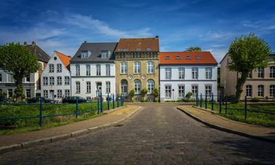 Wohnen in Friedrichstadt