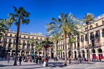 Barcelona, Placa Reial