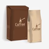 Vacuum Package of Coffee