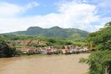 Panorámica de la ciudad. La Pintada, Antioquia, Colombia.