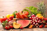 fruit and vegetable - 155194285