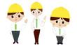 Engineer cartoon - 155284498