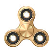 Hand fidget spinner toy - stress and anxiety relief.