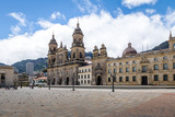 Bolivar Square and Cathedral - Bogota, Colombia - 155517069