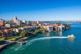 Kirribilli skyline in Sydney