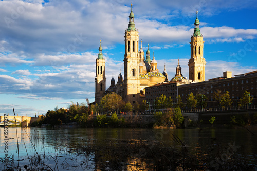 Cathedral of Our Lady of the Pillar at Zaragoza
