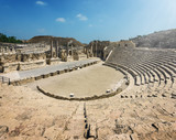 Bet Shean Ruins in Israel - 155845266