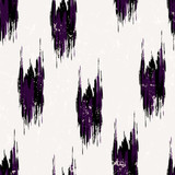 seamless pattern background, with strokes and splashes
