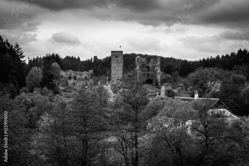 Rokstein castle