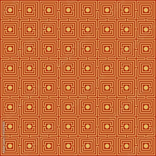 Fototapeta Chinese Pattern