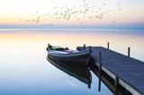relax en el lago