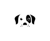 Dog Logo Wall Sticker