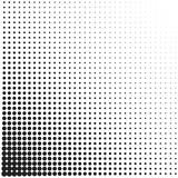 Fototapety Halftone dotted vintage retro gradients pattern. Monochrome pop art vector illustration