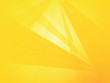 trendy yellow geometric background