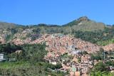 Cerro Pan de Azúcar. Medellín, Colombia.