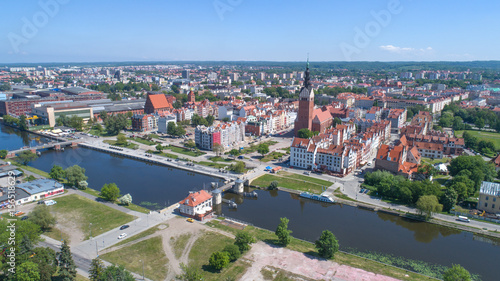 Fototapeta Elbląg Stare Miasto 5