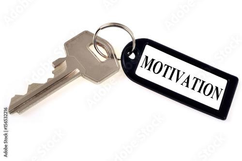 La clé de la motivation Poster