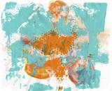 abstrakter Hintergrund, Malerei