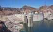 Hoover Dam And The Mike O'Callaghan - Pat Tillman Bridge