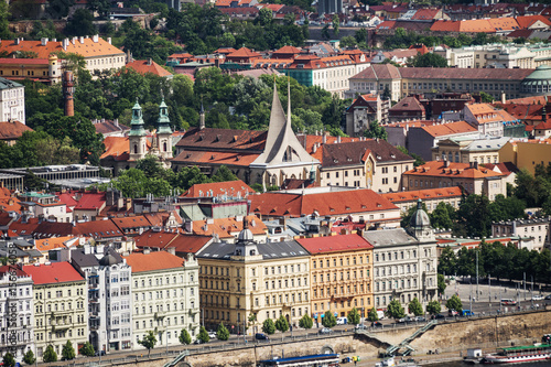 Poster Emmaus Monastery in Prague
