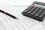 Financial accounting stock market graphs analysis - 157017882