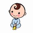 cute boy baby - 157021413
