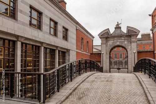 Château de Dublin, Irlande