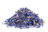 Dried cornflower tea