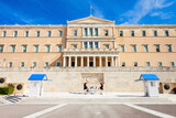 The Hellenic Parliament building - 157191059