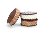 Ice cream sandwich - 157192643