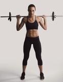 Weights lifting