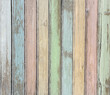 wood planks pastel colored background