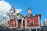 Church of St. Nicholas in Podkopayevsky Lane in the Moscow