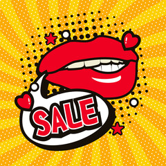 Pop art sale