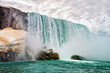 Beautiful Niagara Falls from American side