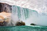 Beautiful Niagara Falls from American side