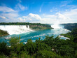 Niagara Falls, view from Canada