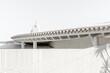minimalism white architecture house