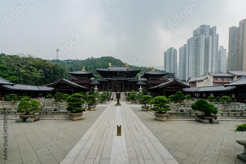 홍콩 차린 수도원 плакат