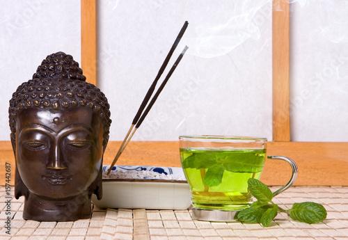 Incense for buddha