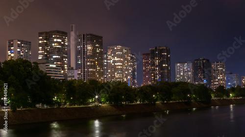 Skyline parisienne © Jay