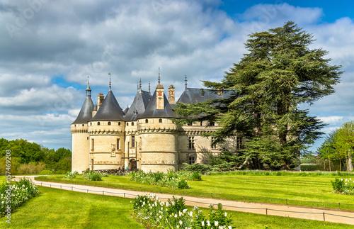 Chateau de Chaumont-sur-Loire, a castle in the Loire Valley of France