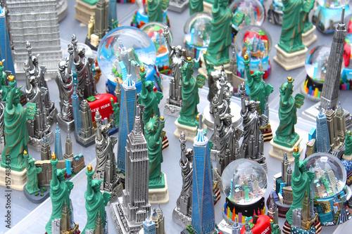 New York / Souvenirs pour touristes Poster