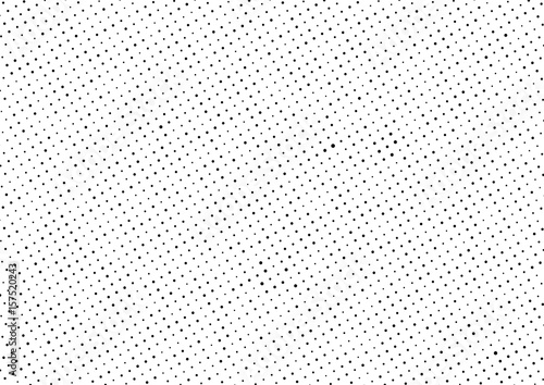 Modern hipster grunge texture dotted abstract background layout template. Geometric circle halftone comic book minimalistic polka dot backdrop