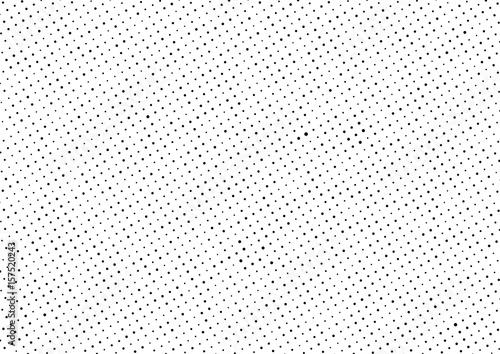 Nowożytna modniś grunge tekstura kropkował abstrakcjonistycznego tło układu szablon. Geometryczne koło półtonów komiks minimalistyczny polka dot tło