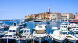 old town rovinj - croatia