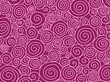 Pink and Purple Swirls