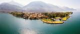 Dervio - Lago di Como (IT) - Vista Aerea panoramica